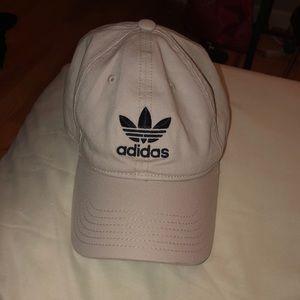 Adidas trefoil hat khaki/black